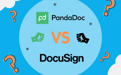 PandaDoc vs. Docusign: Which is the best?